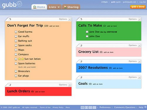 Track, Share and Collaborate on Tasks