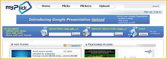 MyPlick - Online PowerPoint Viewer