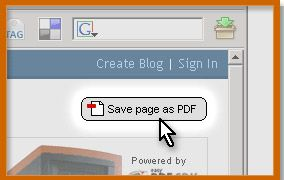 HTML to PDF converter for the website