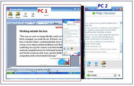 Desktop Sharing Software