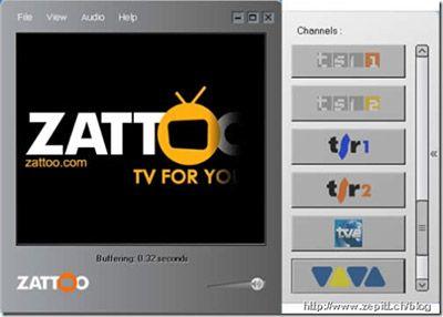 Top 5 Internet TV Players + TV freebies