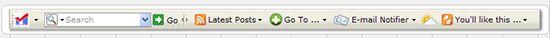 Conduit - custom toolbar for your website