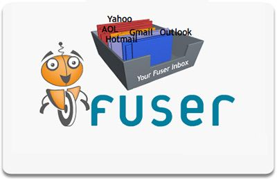 Fuser -  Acess and Manage multiple email accounts