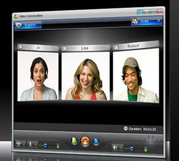ooVoo: Video Chat / Live Conferencing Tool
