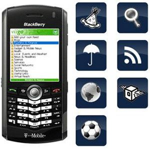 Viigo - Feedreader and More on your mobile
