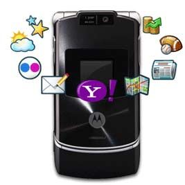 Yahoo! Go - Portal on your mobile