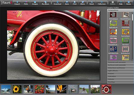 flauntr image editor   FlauntR   One Click Image Enhancement