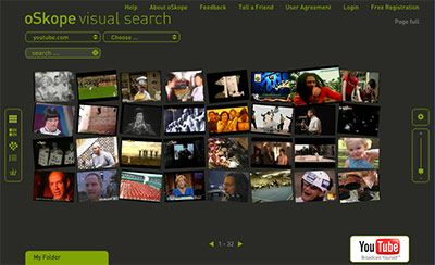 oSkope - Visual Search Engine