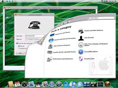 Mac os transformation pack for windows xp