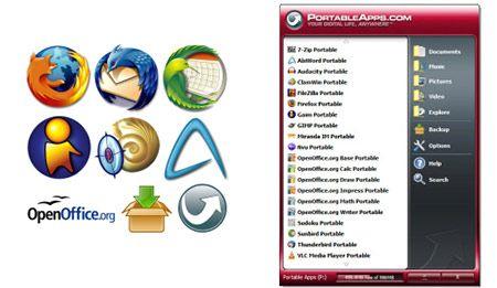 PortableApps - Portable Apps Suite