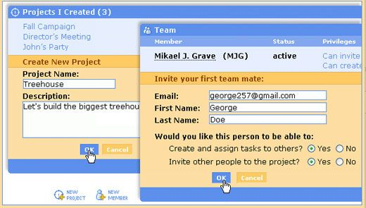 Taskado - Online Group Project Manager