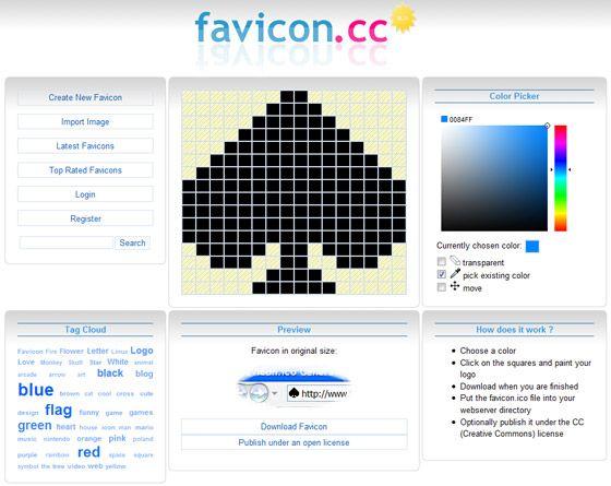 Favicon Maker
