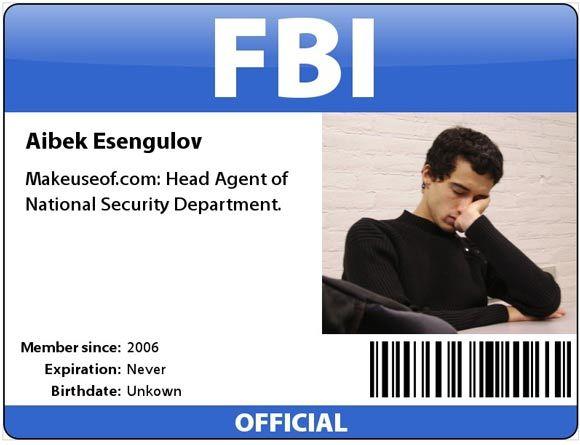 BadgeCreator - Create custom ID Badges Online
