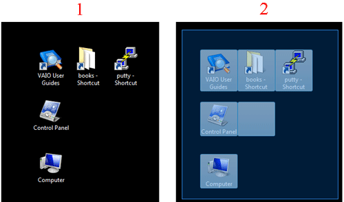 Make Windows Folder Invisible