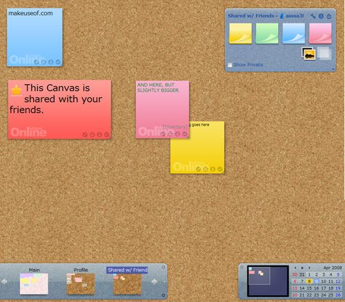 Linoit - Online Sticky Notes for Groups