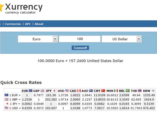 Xurrency - Money Converter