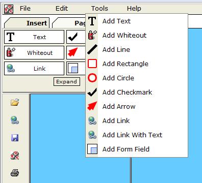 Edit PDFs Online