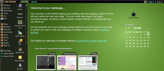 How To Build your Custom Browser Start Page startpage05