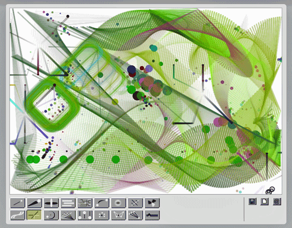 bomomo   Bomomo: Create Abstract Art in Your Browser