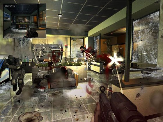 Top Five Free Online Shooter Games - Must Read For Gamers fear