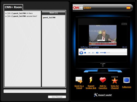 streaming tv news