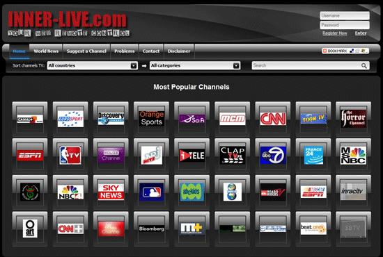 inner live   Inner Live: Stream TV and News Channels Online