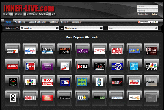 streaming tv live