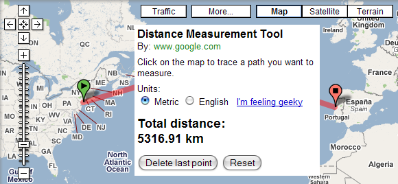 Distance Measurement Tool
