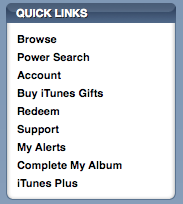 Download Free Music, Videos & Movies On iTunes quick links