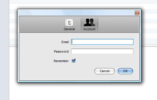 readair - google reader desktop widget