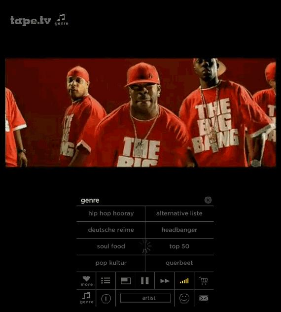 tapetv   Tape.tv : Non Stop High Quality Music Videos