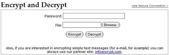 Five Online Encryption Tools to Protect Your Privacy encryptiontools04