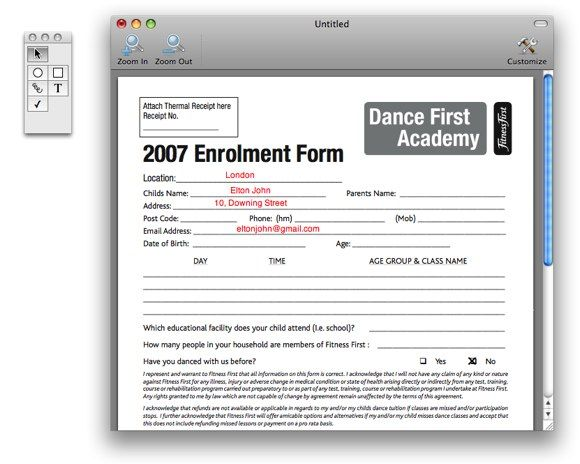 Overcome Online Forms With Formulatepro [Mac] formulatepro form