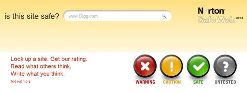 check websites for viruses