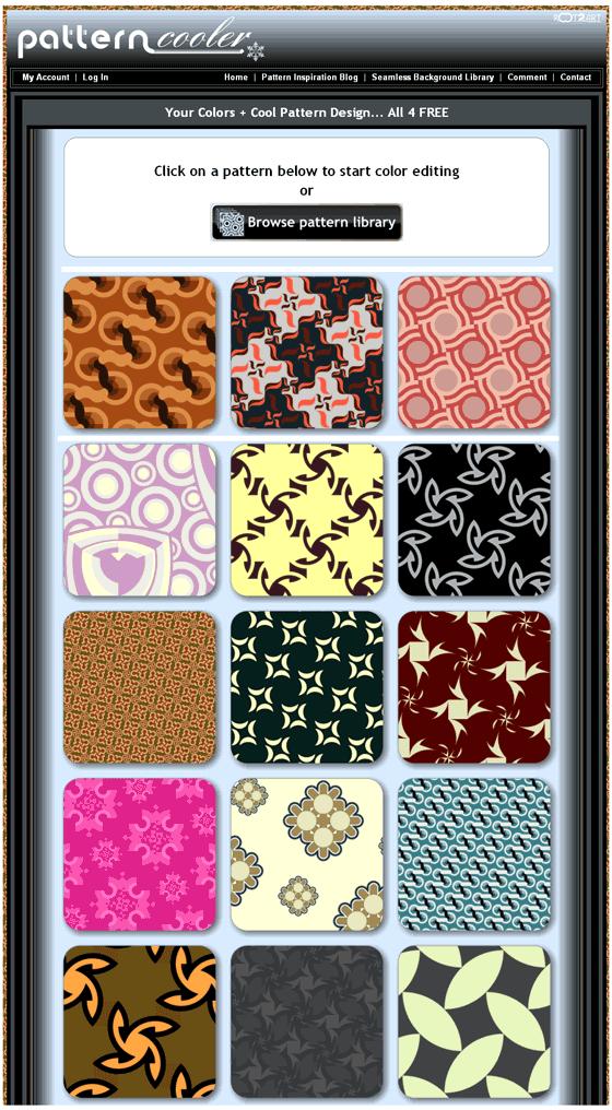 patterncooler