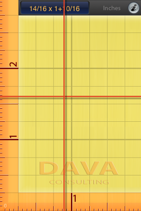 Ruler: Turn Your iPhone Into a Ruler