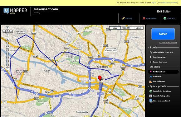 map maker