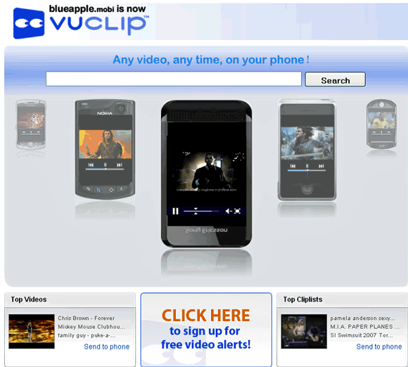 watch and download web videos on your mobile
