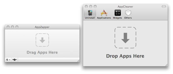 appzapper- uninstaller for mac