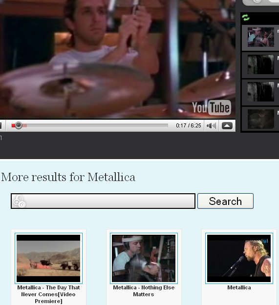 plistube2   Plistube: Create Customized Youtube Playlist Of Music Videos