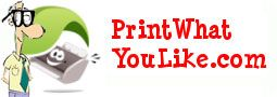PrintWhatYouLike- Save Paper & Ink when Printing Web Pages