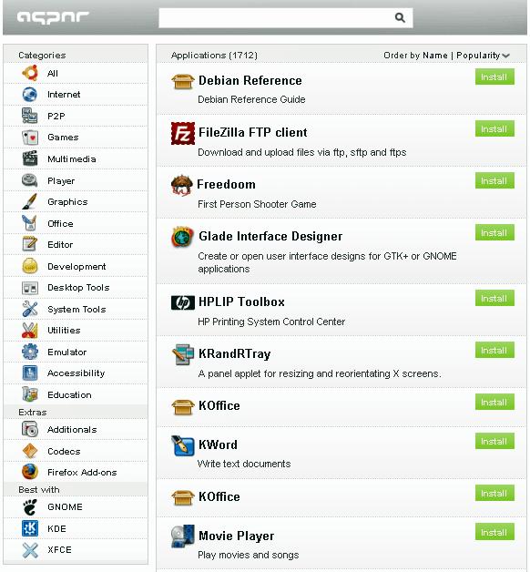 free ubuntu applications
