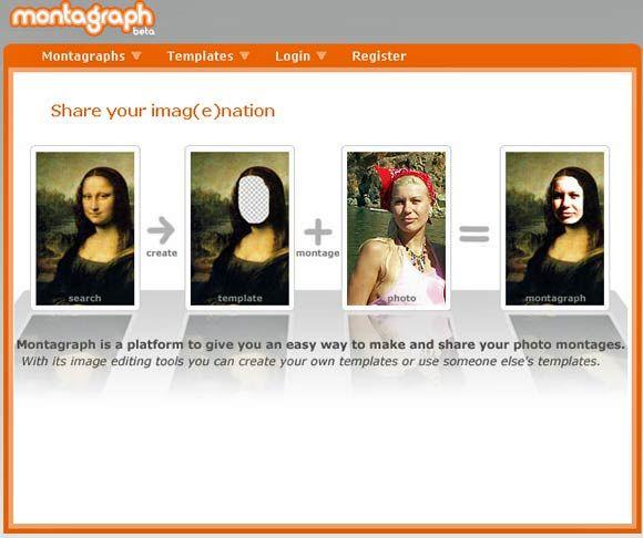 montagraph   Montagraph: Create Photo Montages Online