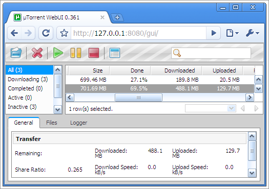How to Access your Torrent Client & Download Torrents Remotely utorrentwebui