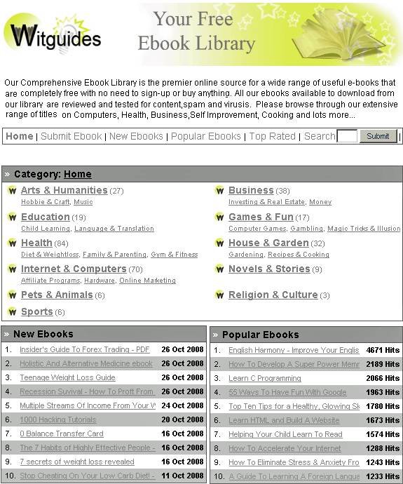 WitGuides - Find And Download Ebooks