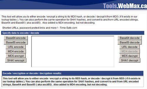URL Encode and Decode Tool