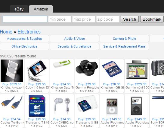 better ebay search