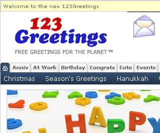 Generate income with a free e greeting card website how to create your own e greeting card website bookmarktalkfo Images