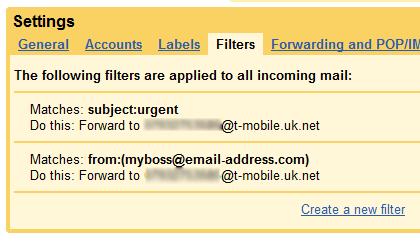 How To Setup Gmail SMS Alerts For Urgent Emails for Free