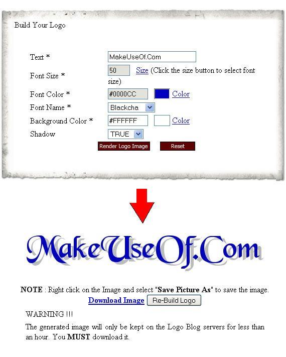 instant logo creator